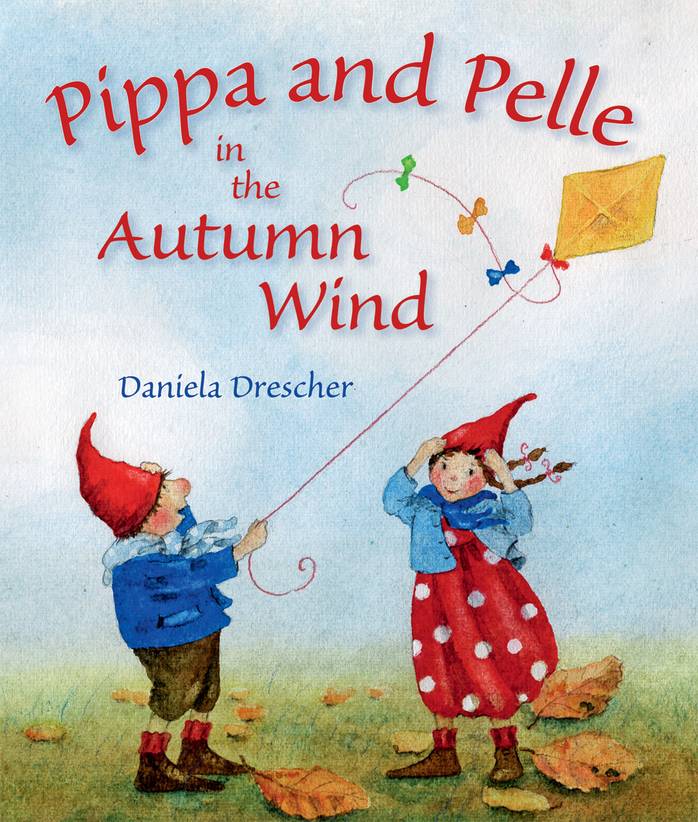 Pippa and Pelle in the Autumn Wind - Floris Books