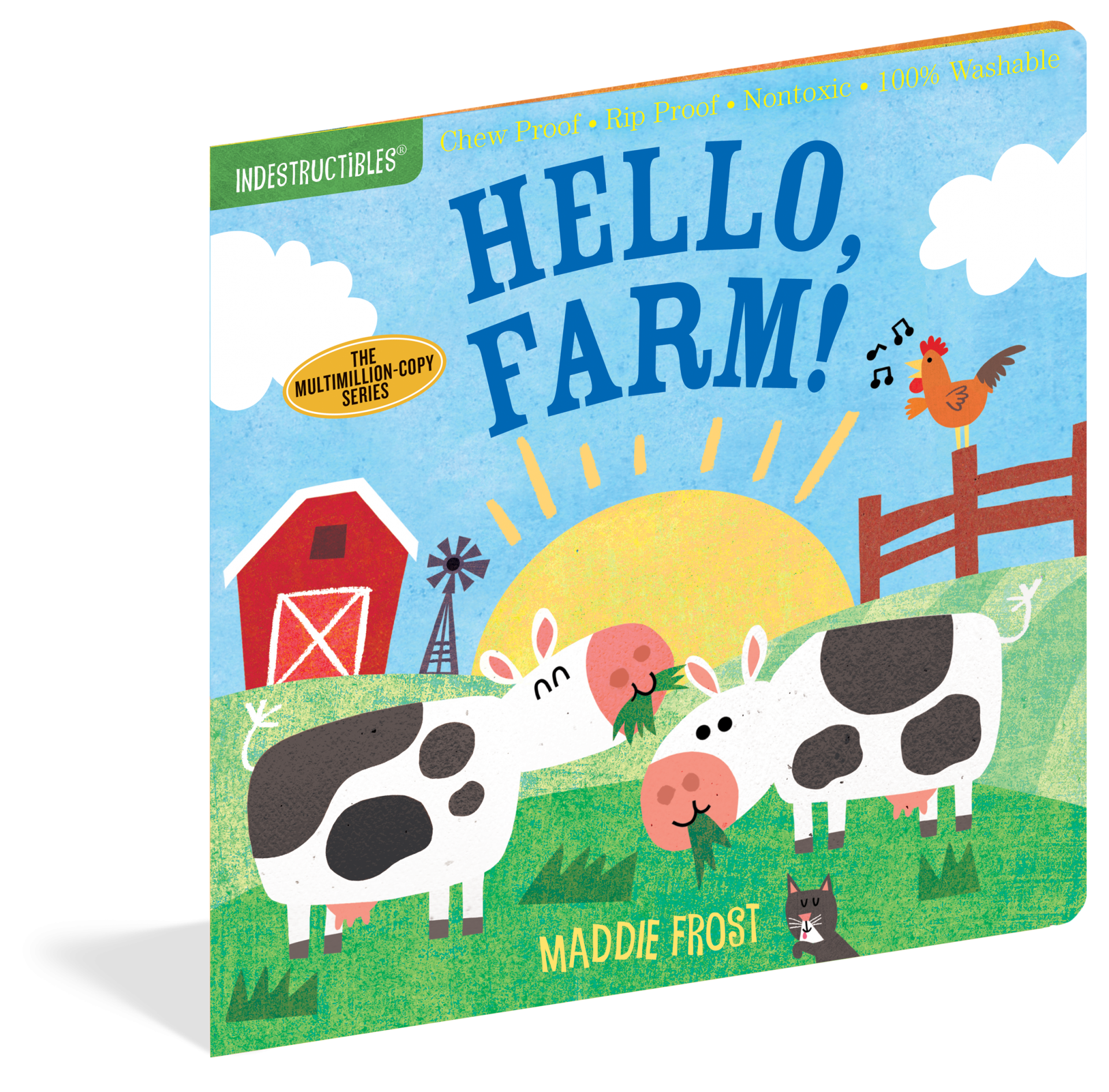 Hello, Farm! | Indestructibles