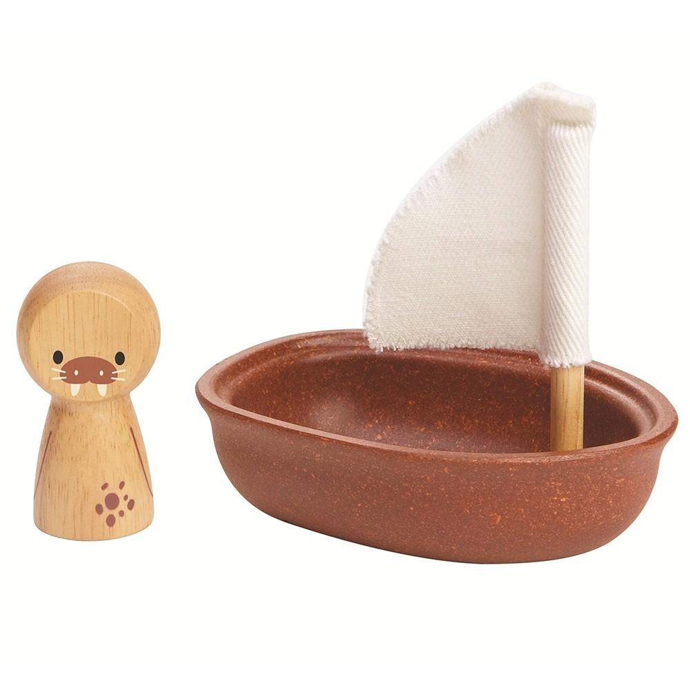 Veleiro Morsa - Plan Toys