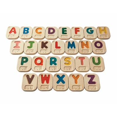 Alfabeto Braille - Plan Toys