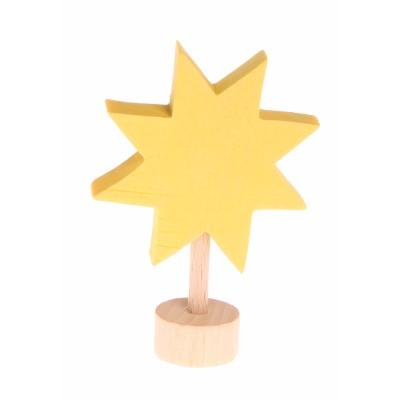 Estrela Figura Decorativa - Grimm's