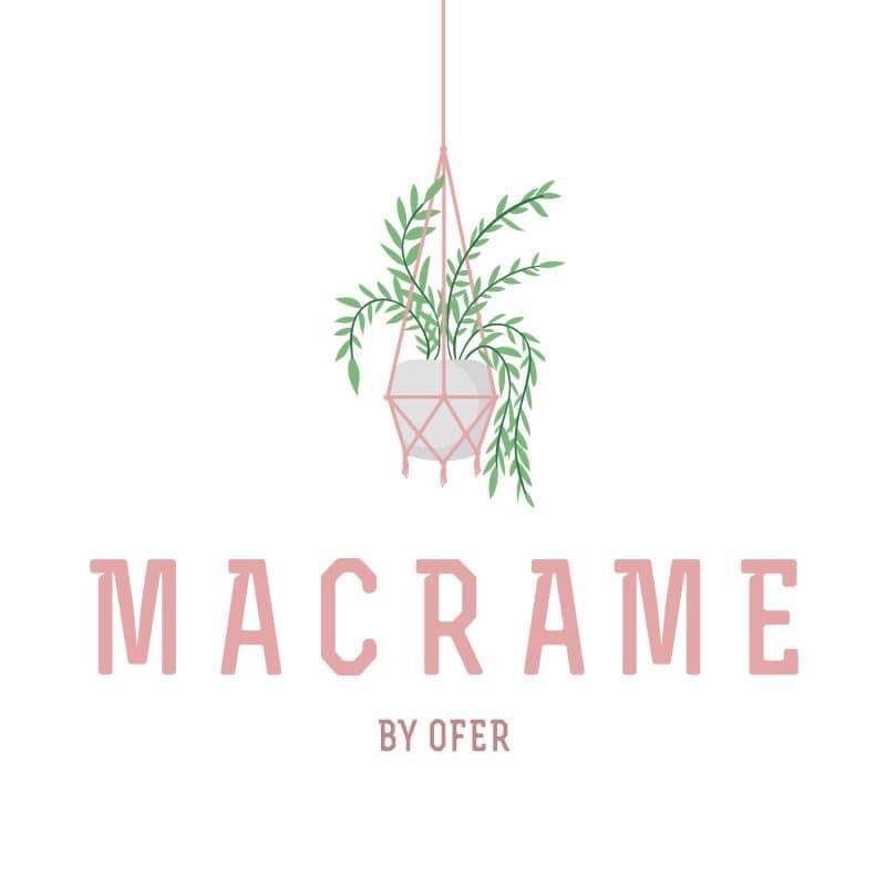 Macramé by OFER