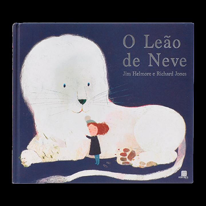 O LEÃO DE NEVE