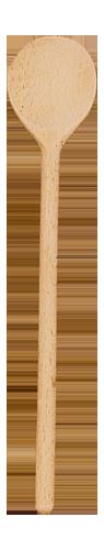 Colher de Pau - Bosque Feliz