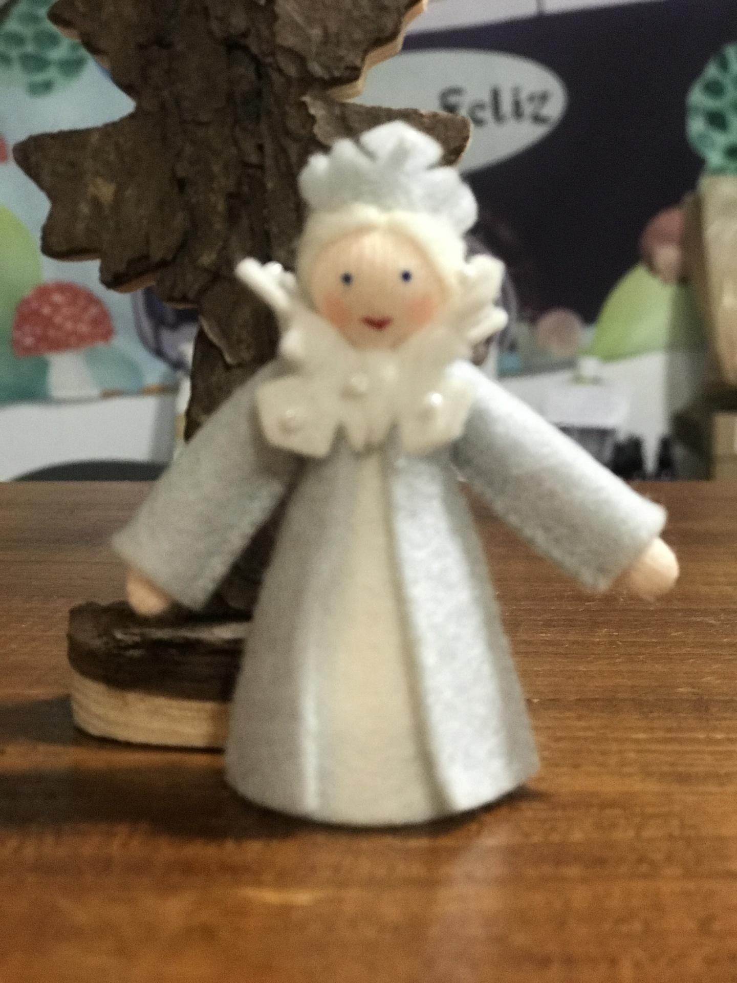 Boneca / Fada Rainha do Inverno | Ambrosius