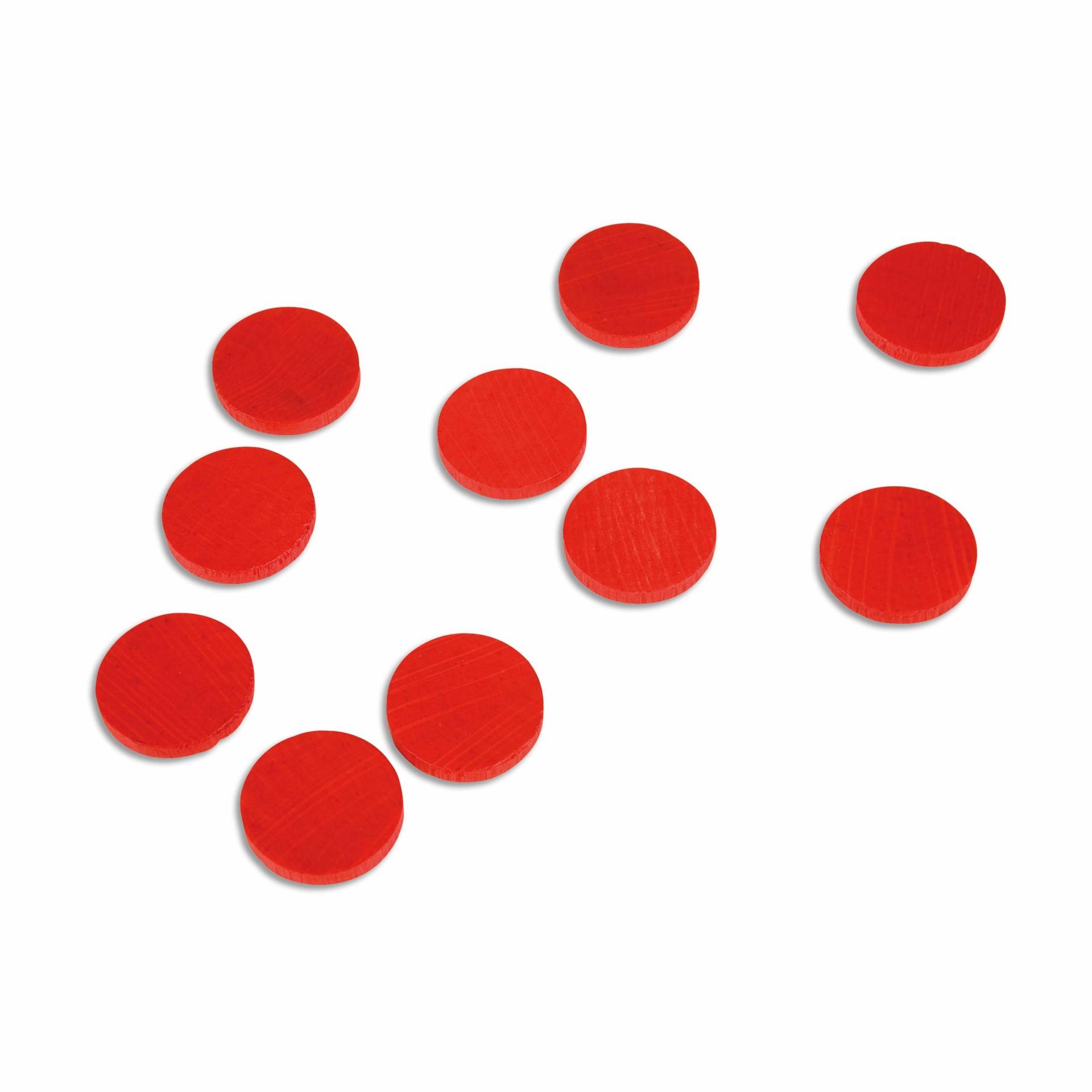 Contadores Vermelho - Nienhuis Montessori