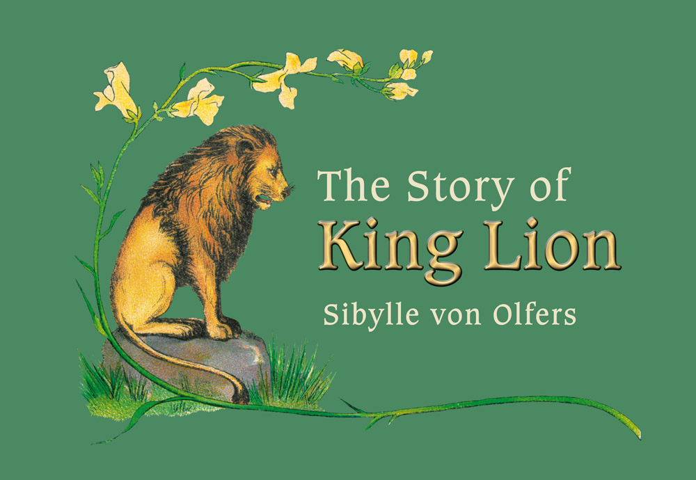 The Story of King Lion - Floris Books
