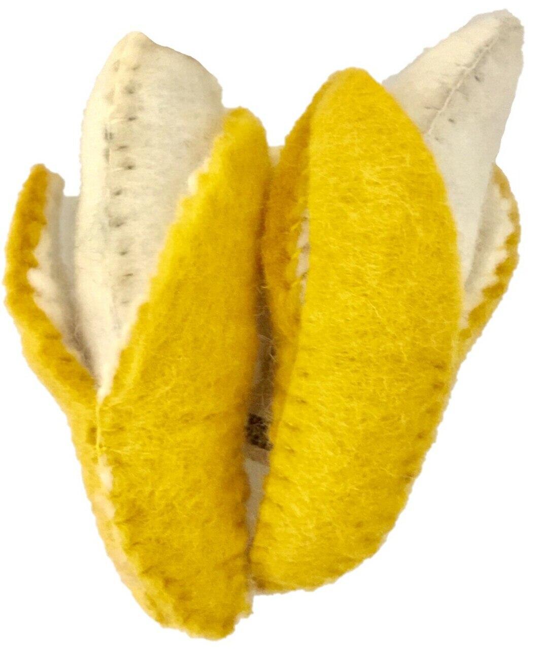 Banana Descascada | Papoose