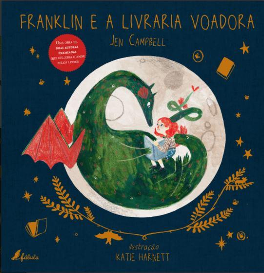 FRANKLIN E A LIVRARIA VOADORA