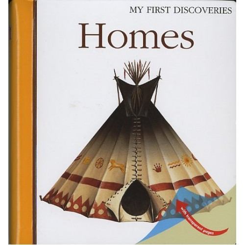 Casas - My First Discoveries