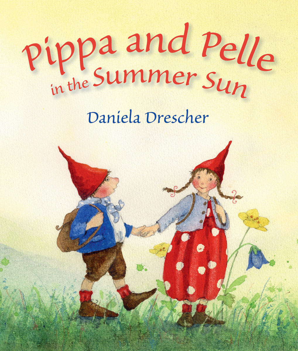 Pippa and Pelle in the Summer Sun - Floris Books