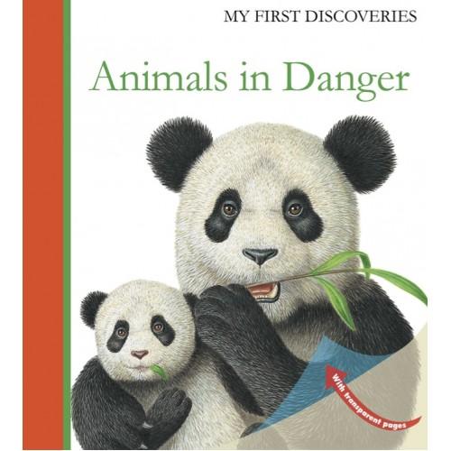 Animais em Perigo - My First Discoveries