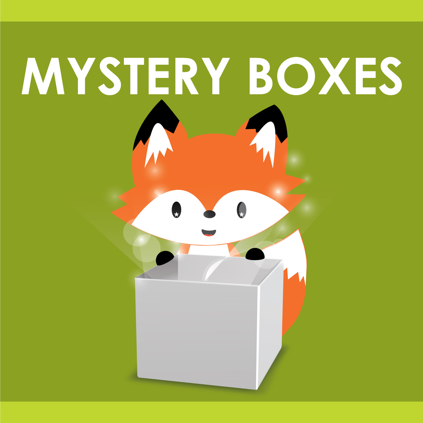 Mystery Boxes & Cabazes