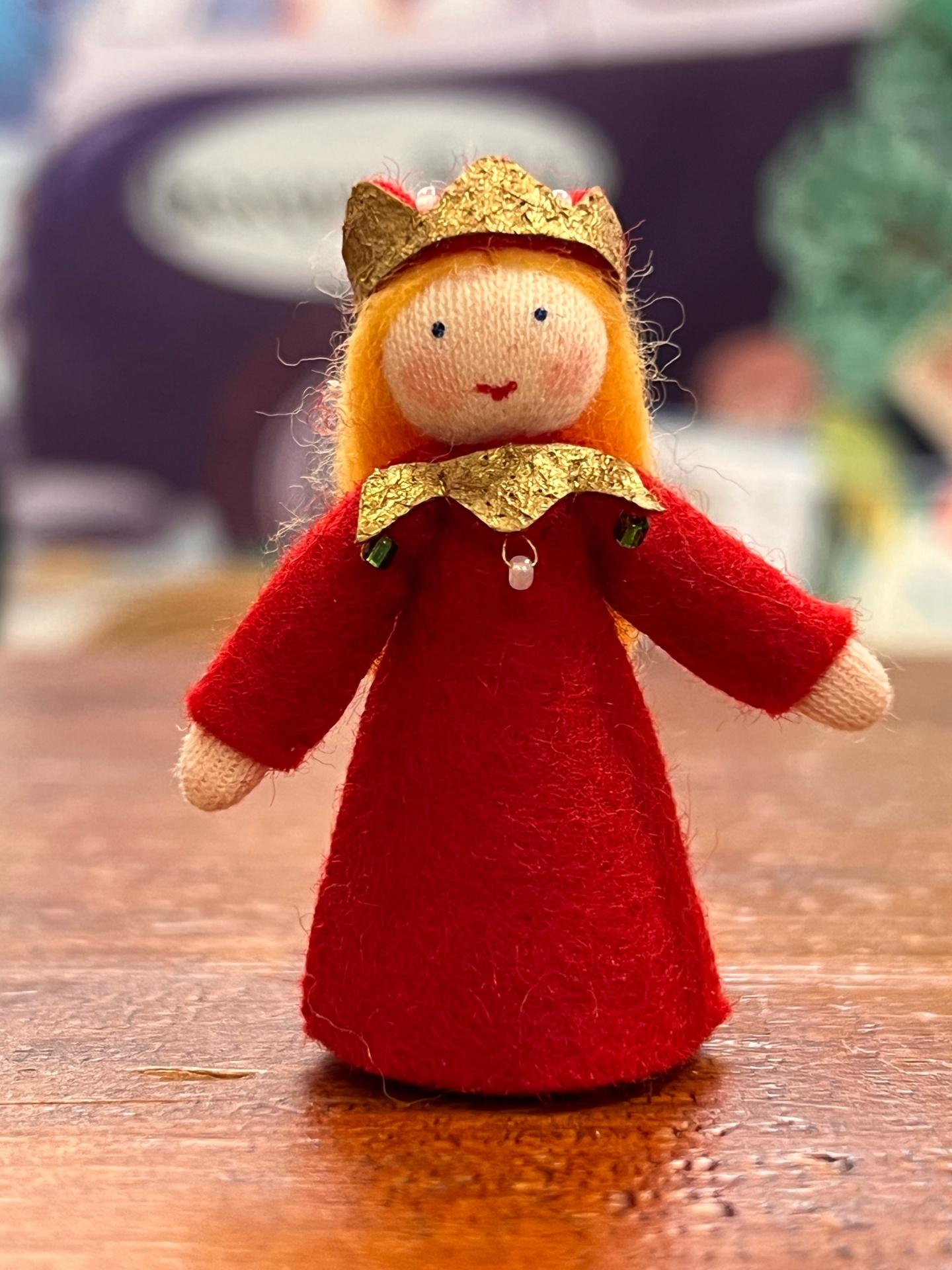 Fada Coroa de Natal | Ambrosius