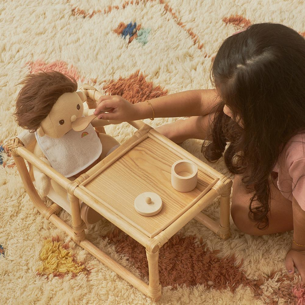 Cadeira 2 em 1 Dinkum Doll | Olli Ella