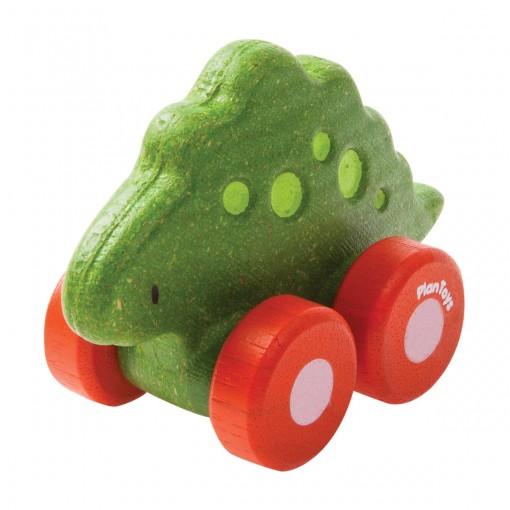 Carro Dino Stego - Plan Toys