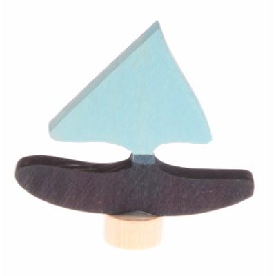 Barco à vela Figura Decorativa - Grimm's