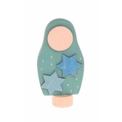 Matrioska Estrela figura decorativa - Grimm's