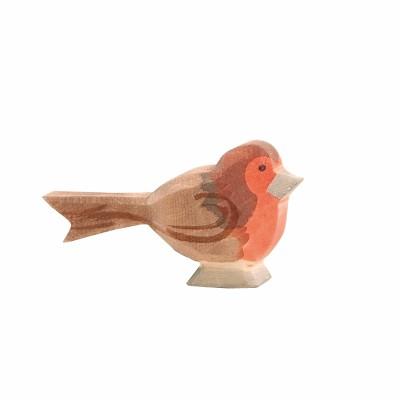 Pássaro com Peito Vermelho | Ostheimer