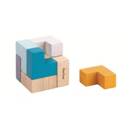 Cubo 3D | Plan Toys