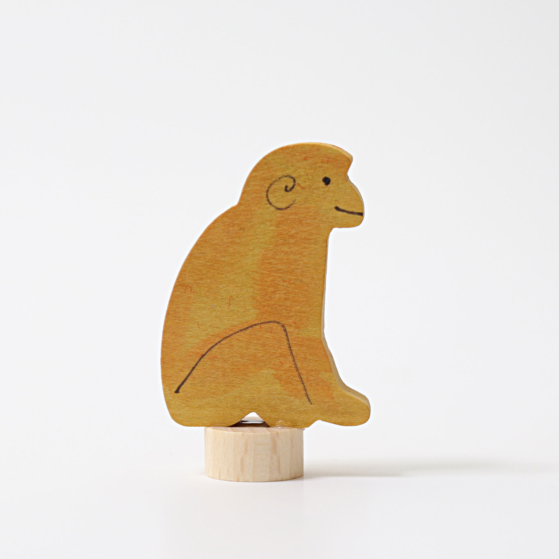 Macaco Sentado - Figura Decorativa - Grimm's