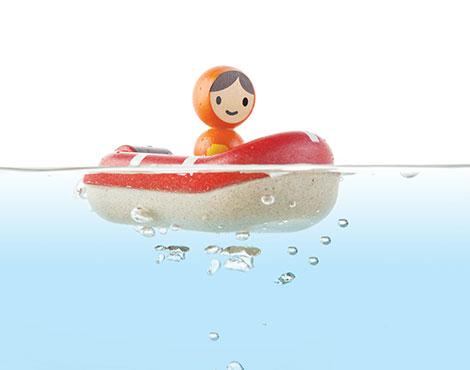 Barco Guarda-Costeira - Plan Toys