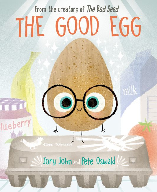 The Good Egg - A New York Times bestseller!