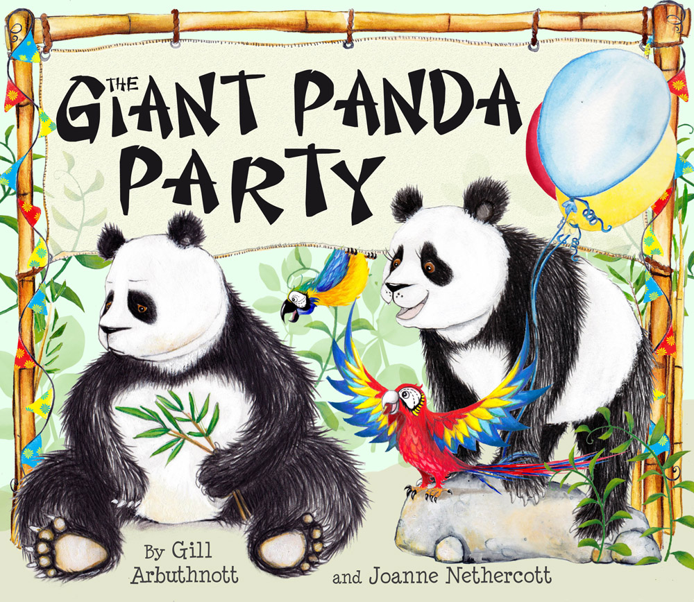 The Giant Panda Party - Floris Books