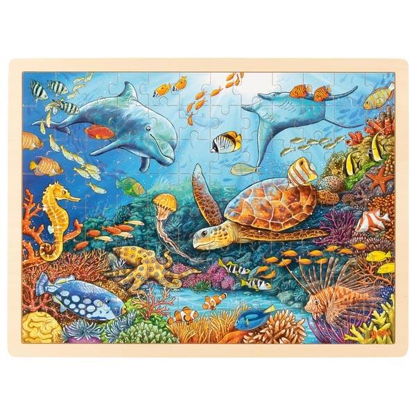Barreira de Coral Puzzle de Peças GRANDE
