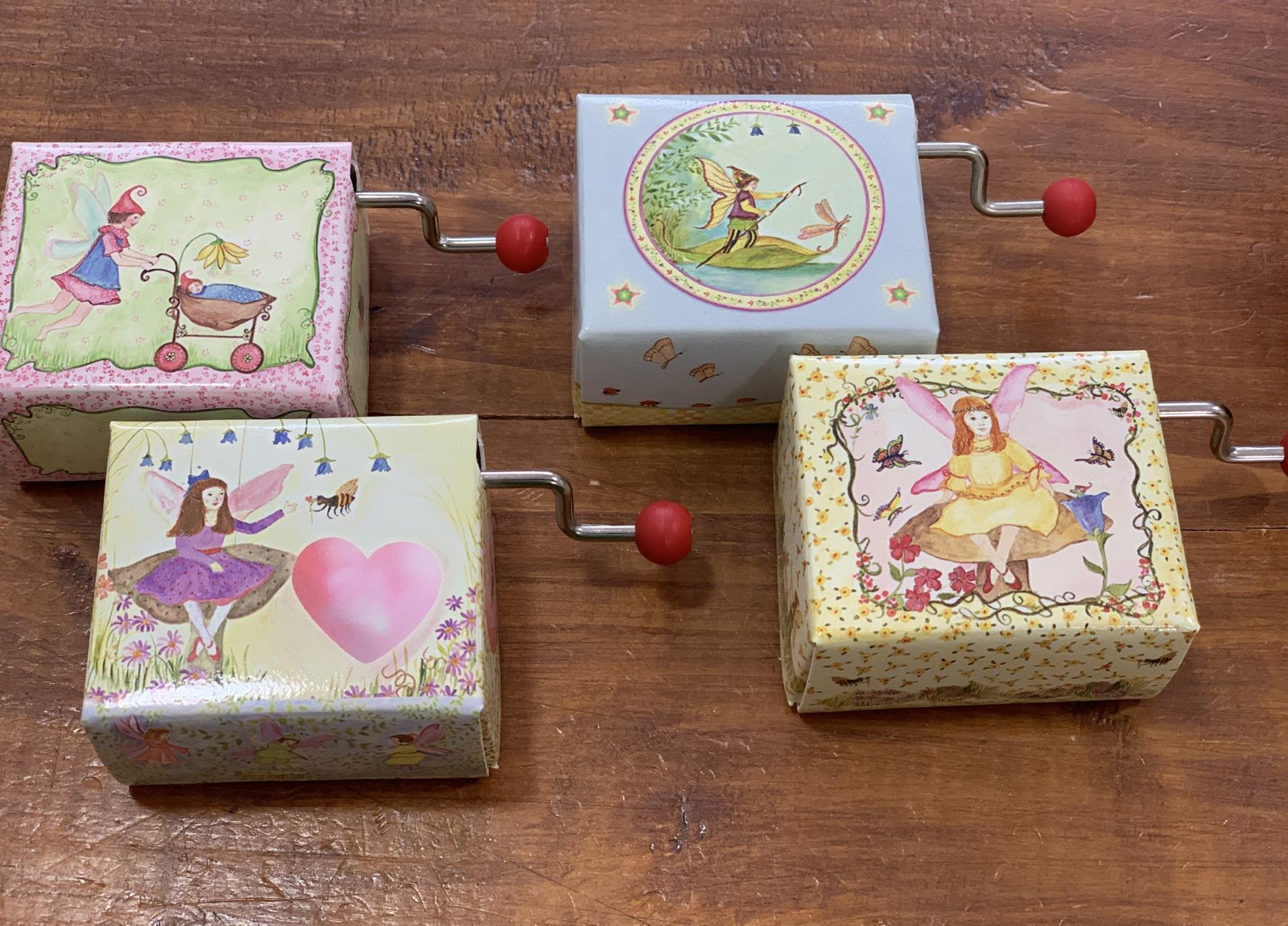 Caixas de Música Pequenas | Enchantmints