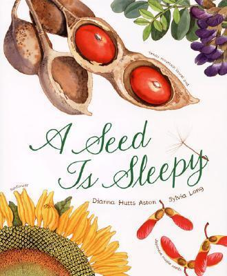 A Seed is Sleepy - Capa Mole