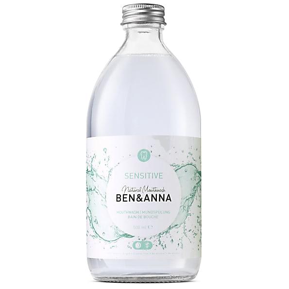 Elixir Bucal Natural | Ben & Anna
