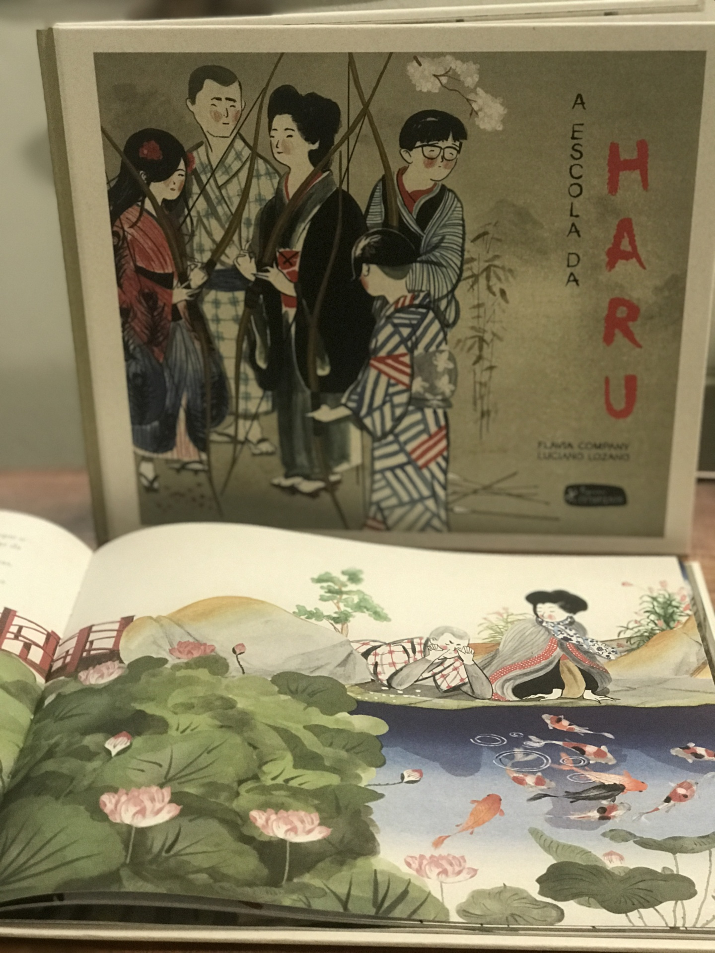 A Escola da Haru