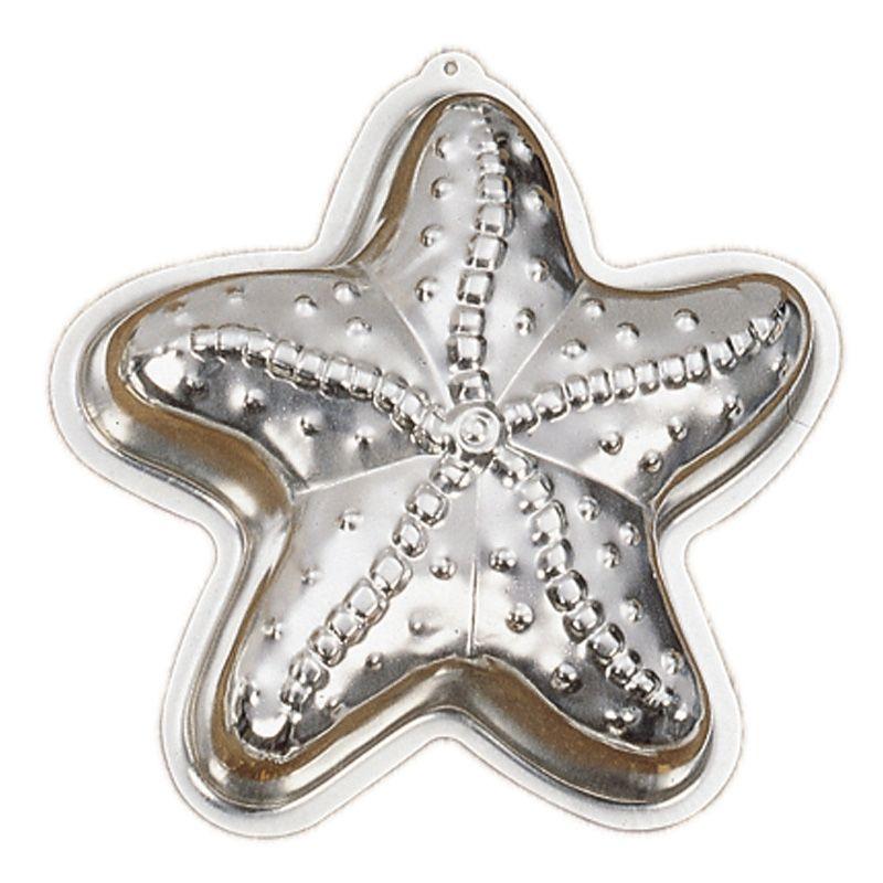 Estrela do Mar Forma de Bolo Grande