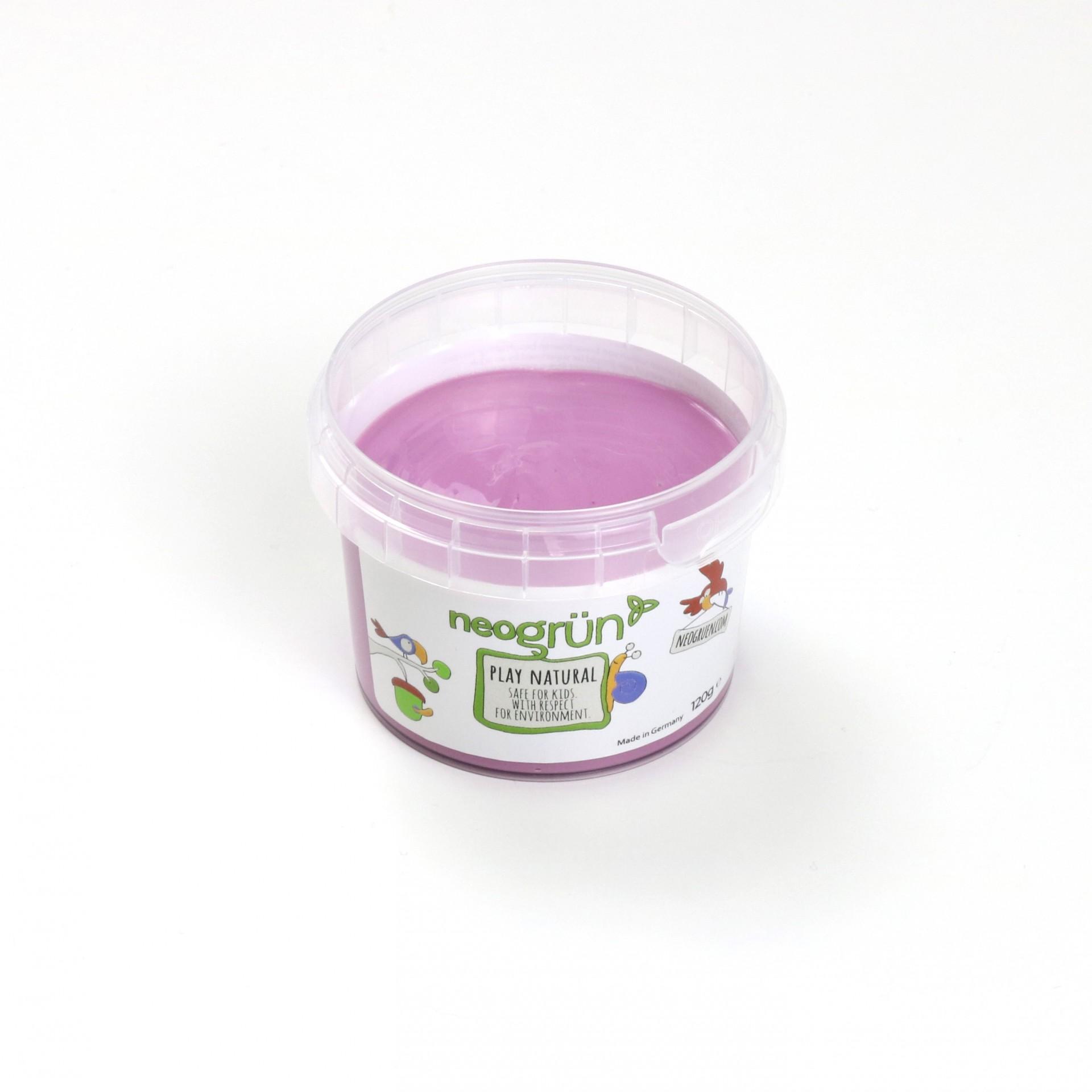 ROSA Tinta de Dedo Natural e Vegan - Neogrun