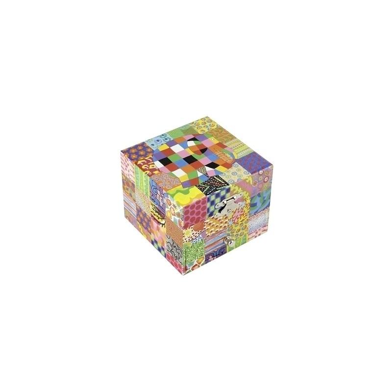 Caixa de Música Elmo© Quadrada
