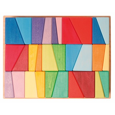Building Set Sloping Blocks - Grimm´s