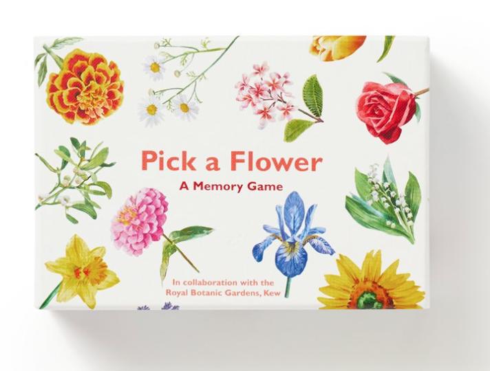 Pick a Flower | Colhe Uma Flor