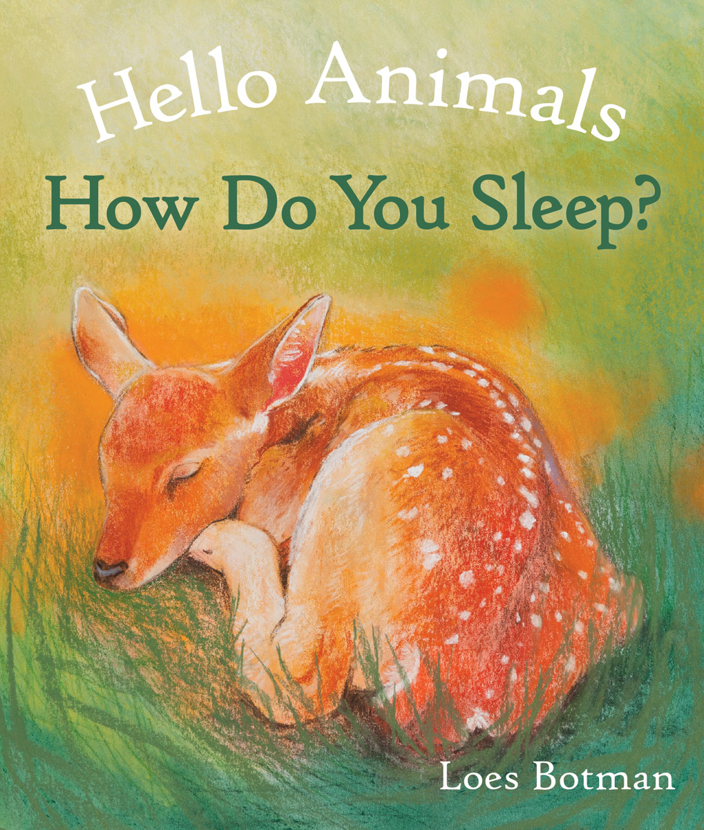 Hello Animals, How Do You Sleep? - Floris Books