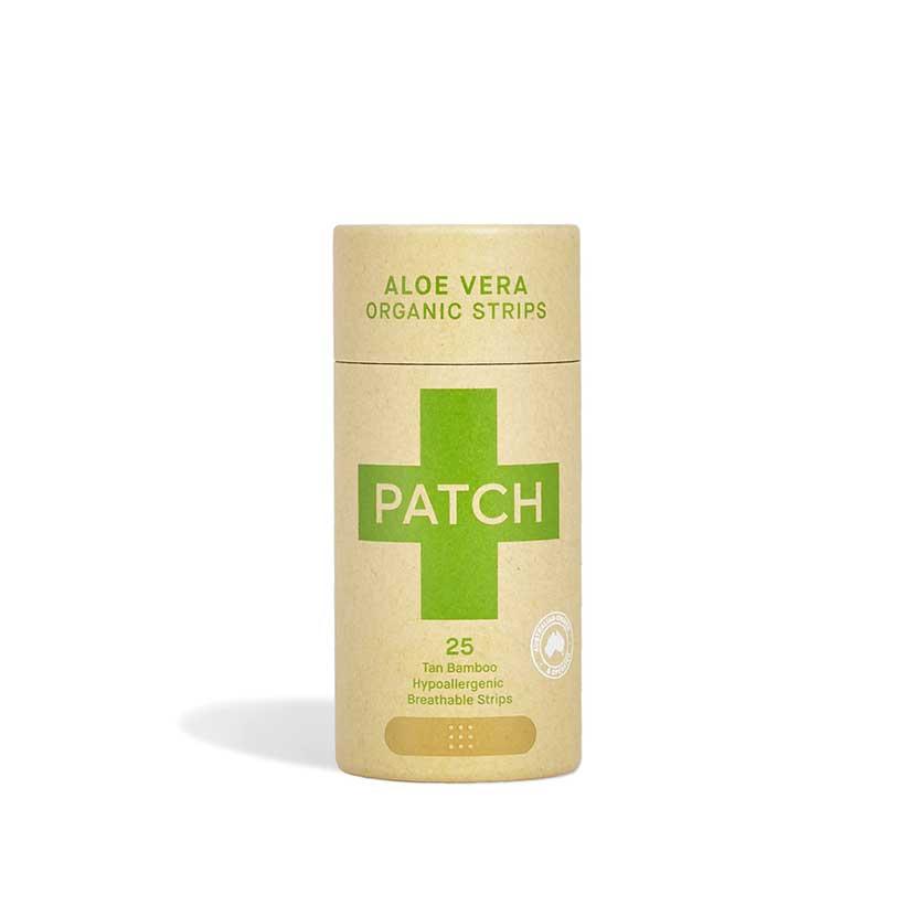 Aloe Vera Penso Rápido Biodegradável   Patch
