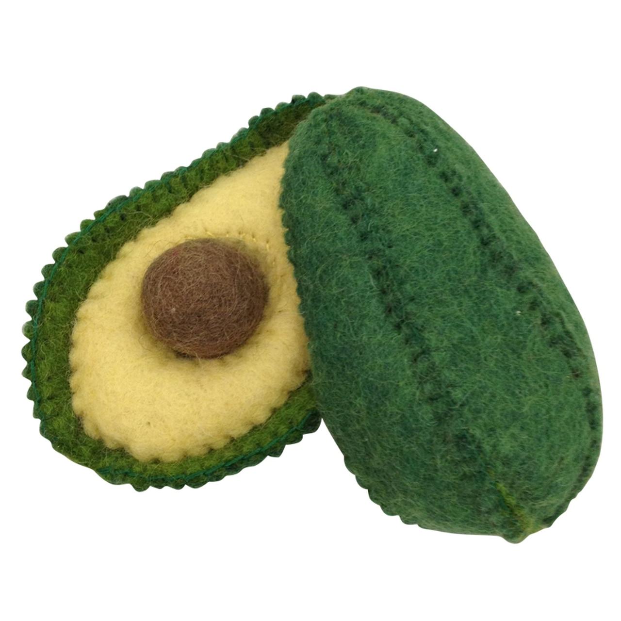 Abacate Cortado | Papoose