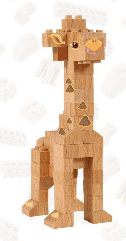 Girafa | FabBrix Bricks