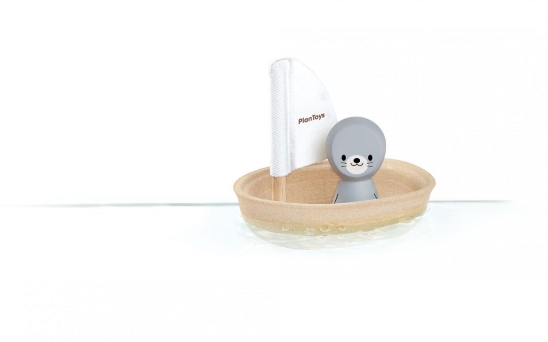 Veleiro Foca - Plan Toys
