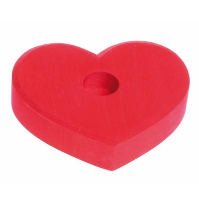 Coração Vermelho Pequeno - Grimm's
