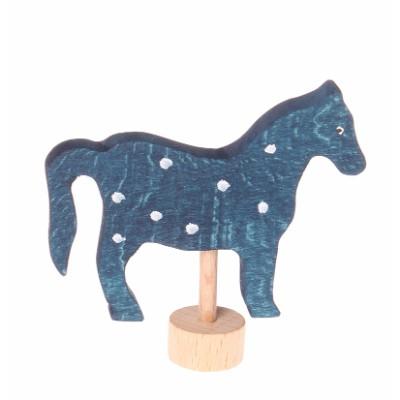 Decorative Figure Cavalo Azul - Grimm's