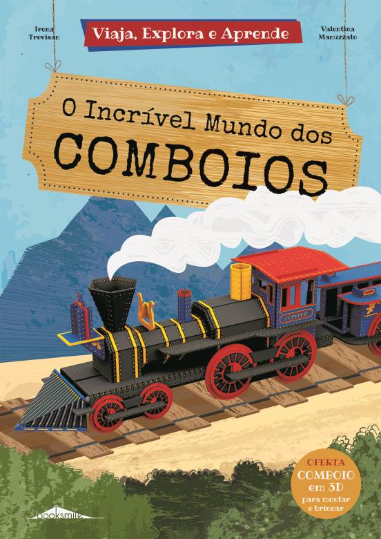 O Incrível Mundo dos Comboios