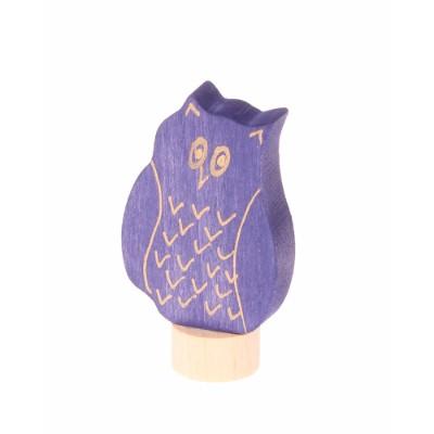 Coruja Figura Decorativa  - Grimm's