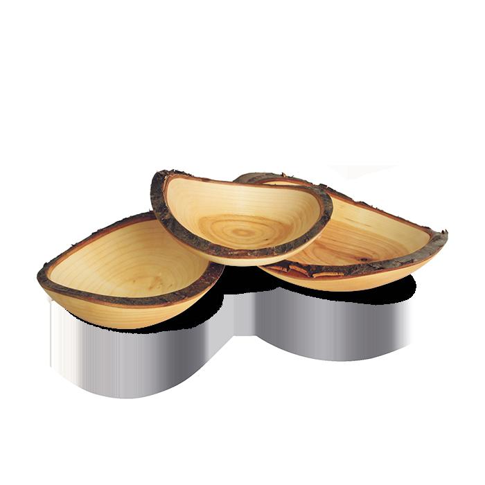 Taças de Madeira | Vários Formatos