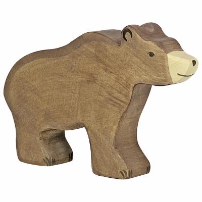 Urso Pardo - Holztiger