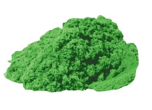 Areia Cinética Verde
